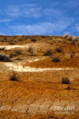 Digital Art - Earth by Nur Roy