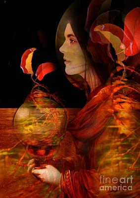 Earthbound Original by Angelika Drake
