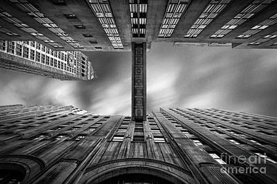 Built Structure Photograph - East 24th by John Farnan