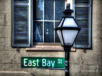 Photograph - East Bay St by Dale Powell