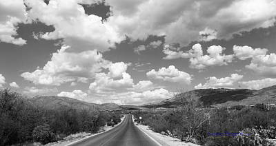 Photograph - East Bound by Kume Bryant