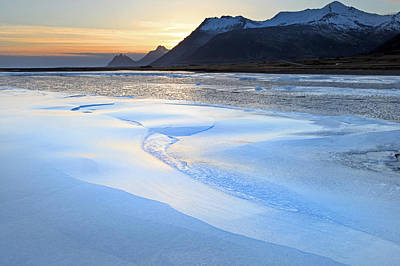 Royalty Free Images Photograph - East Fjords Iceland by Ollie Taylor
