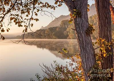 Art Print featuring the photograph East Lake Morning by Kari Yearous