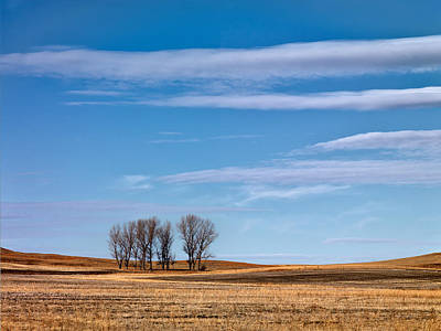 Photograph - East Montana by Leland D Howard