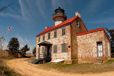 Photograph - East Point In Spring by Kristia Adams