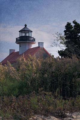 East Point Lighthouse Art Print by Joan Carroll