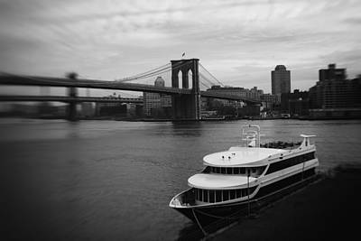 Photograph - East River Afternoon by Ben Shields