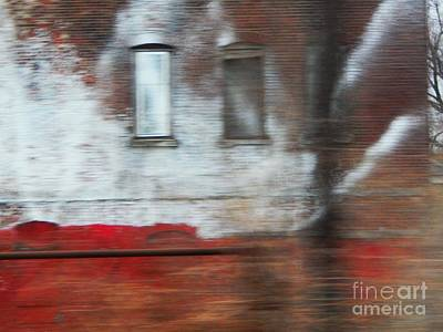 Photograph - East St. Louis by Patricia  Tierney
