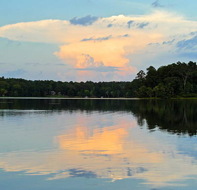 Photograph - East Texas Sunset by Norma Brock