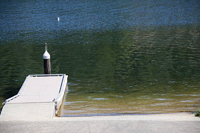 Photograph - East Woahink Lake - 0008 by S and S Photo