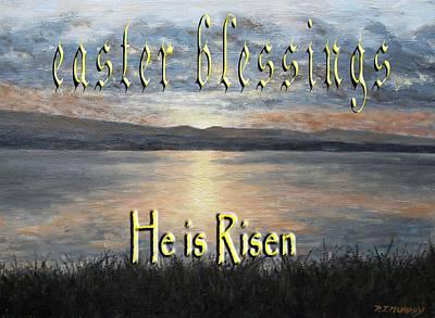 Easter 37 Print by Patrick J Murphy