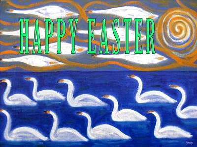 Easter 60 Art Print by Patrick J Murphy