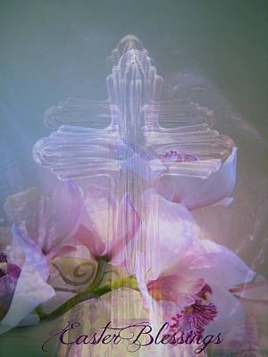 Photograph - Easter Blessings by Shirley Sirois