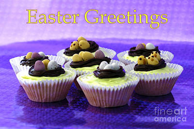 Photograph - Easter Greetings by Terri Waters