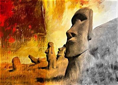Easter Island Original