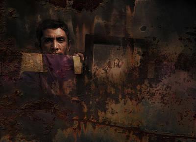 Photograph - Easter Portrait by Scott Burdick