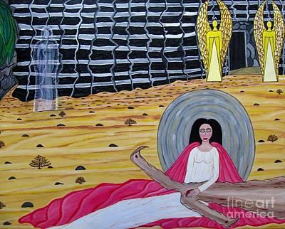 Painting - Easter by Sandra Marie Adams