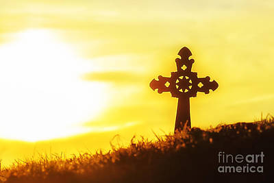 Easter Sunrise  Art Print