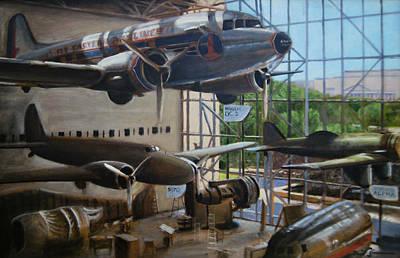 Eastern Airways Original by David Zimmerman