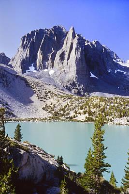 Eastern Accents Photograph - Eastern Sierra Monolith by Jeff Leland