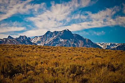 Photograph - Eastern Sierra by Sherri Meyer