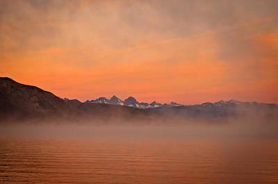 Photograph - Eastern Sierra Sunrise by Sherri Meyer
