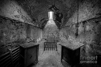 Eastern State Penitentiary Bw Original
