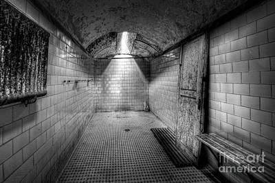 Eastern State Penitentiary Shower Original