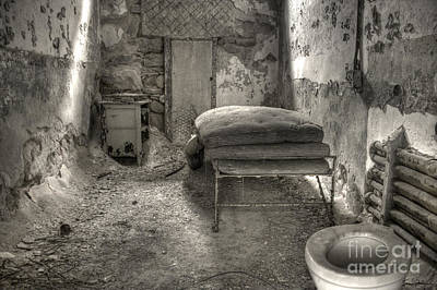 Traci Law Photograph - Eastern State Penitentiary by Traci Law