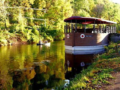 Photograph - Easton Pa - Hugh Moore Park by Jacqueline M Lewis