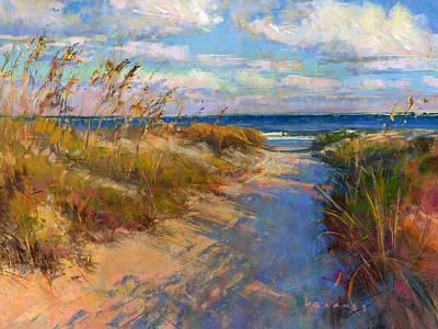 Pastel - Eastward by Greg Barnes
