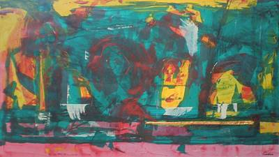 Easy Rider Painting - Easy Rider by Ed Ciolina