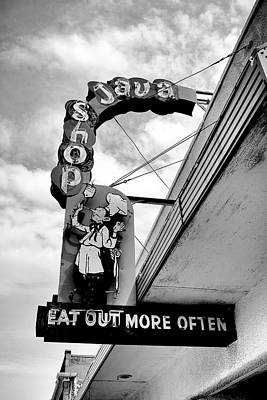 Photograph - Eat Out by Trever Miller