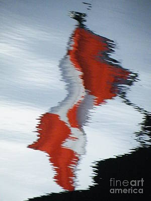 Photograph - Eau Canada  by Brian Boyle
