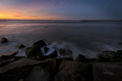 Landscape Photograph - Ebb And Flow by Benjamin DeHaven