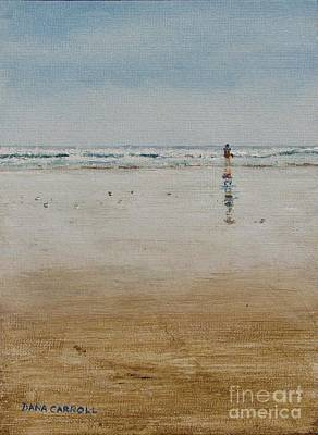 Painting - Ebb Tide by Dana Carroll