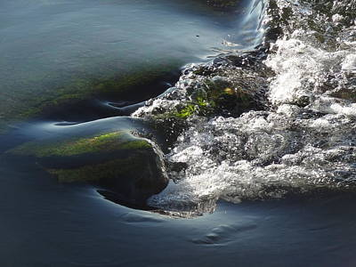 Photograph - Ebb Tide by Nancy Fillip