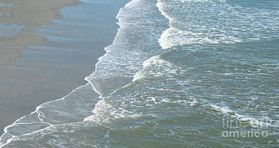 Photograph - Ebbtide At Galveston by Connie Fox