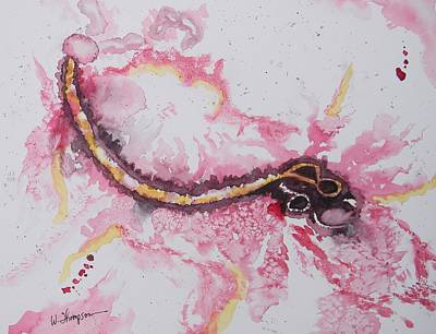 Ebola Art Print by Warren Thompson