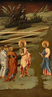 Agnus Painting - Ecce Agnus Dei  by Mountain Dreams