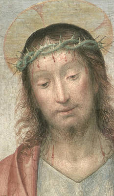 Thorns Wall Art - Painting - Ecce Homo by Fra Bartolommeo