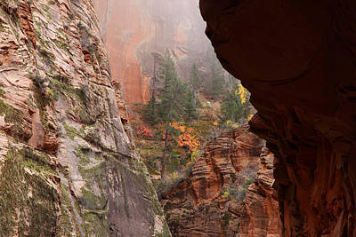 Photograph - Echo Canyon East Rim by Susan Rovira