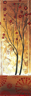 Tree Painting - Eclectic Dream Original Painting Madart by Megan Duncanson