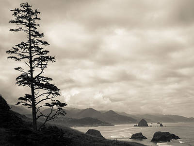 Photograph - Ecola by Scott Rackers
