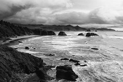 Photograph - Ecola State Park by Photography  By Sai
