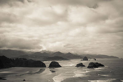 Photograph - Ecola State Park by Scott Rackers