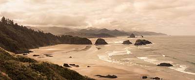 Photograph - Ecola To Cape Falcon by Scott Rackers