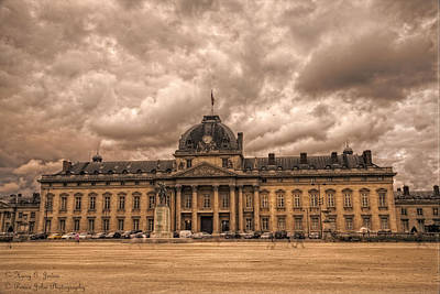 Photograph - Ecole Militaire by Hany J