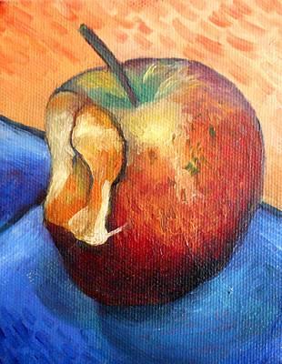 Eden's Fruit Art Print by Megan Melonas