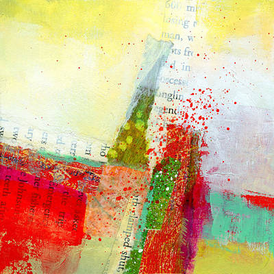 Edge  57 Art Print by Jane Davies